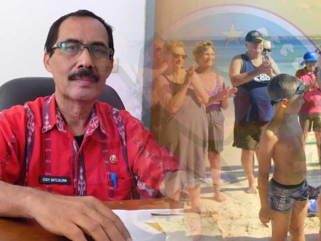 Tingkat Kunjungan Wisatawan Mancanegara di Tanimbar Meningkat