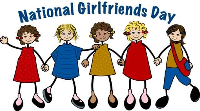 National Girlfriends Day