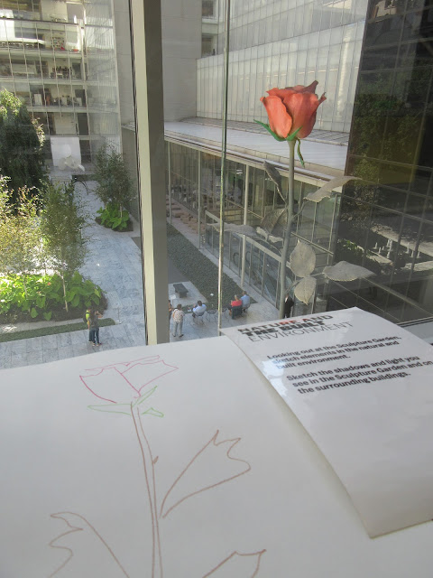 "Isa Genzken, ""Draw your Inspiration"", MOMA, Museum of Modern Art, New York,  Elisa N, Blog de Viajes, Lifestyle, Travel"