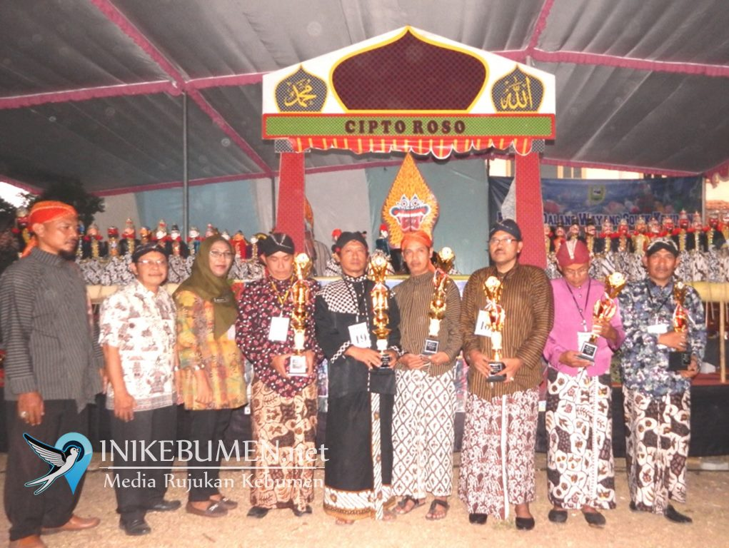 Marmadi Masuk Islam  Dipentaskan di Festival Dalang Wayang Golek Kebumen