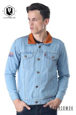 blazer cowok blazercowok.com jaket korean jas pria dilan a