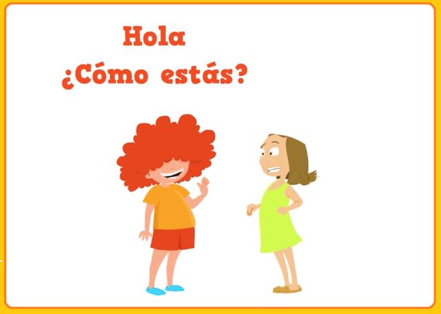 كيف حالك بالاسبانية