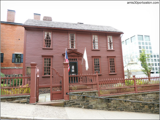 Casa de Stephen Hopkins, Providence