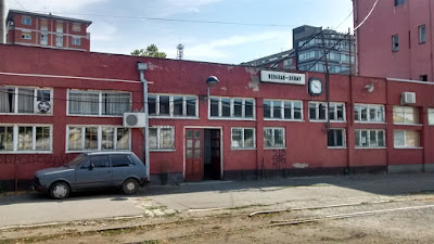 estacion Beograd-Dunav Belgrado