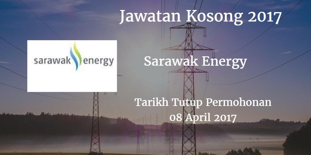 Jawatan Kosong Sarawak Energy 08 April 2017