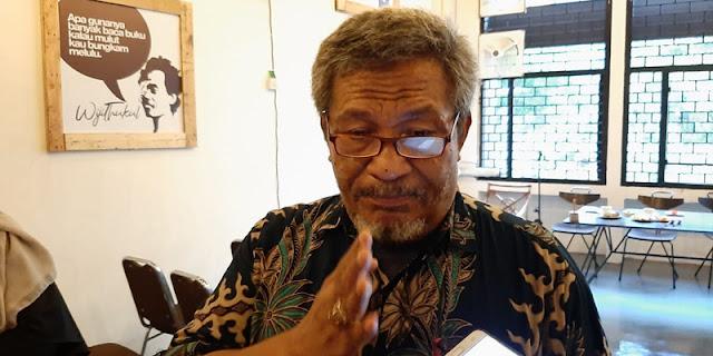 Dukung Seruan RR, Muslim Arbi: BuzzerRp Benteng Rezim Bobrok untuk Kelabui Publik