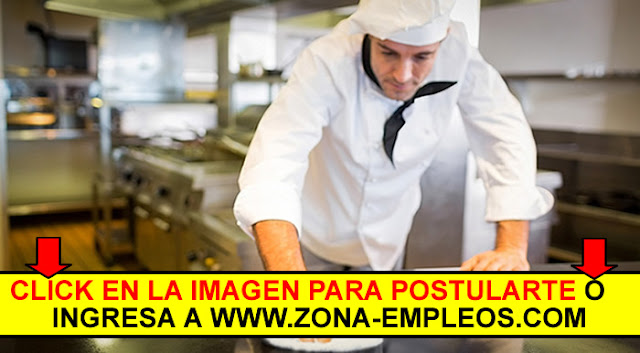 SE BUSCA PERSONAL DE COCINA Y LIMPIEZA PARA HOTEL