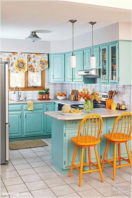 صور مطابخ - الوان مطابخ 5   Kitchen photos - Kitchen colors 5
