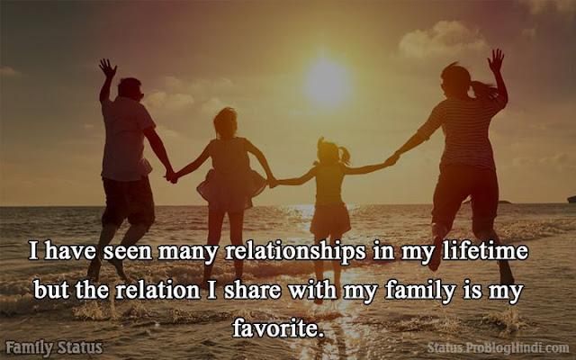 hindi quotes on family values