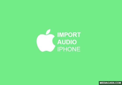 Cara import audio/musik ke perangkat Apple pakai 3uTools