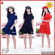 OFDF073 Dress Casual Dress Femita 21 Modis BMGShop