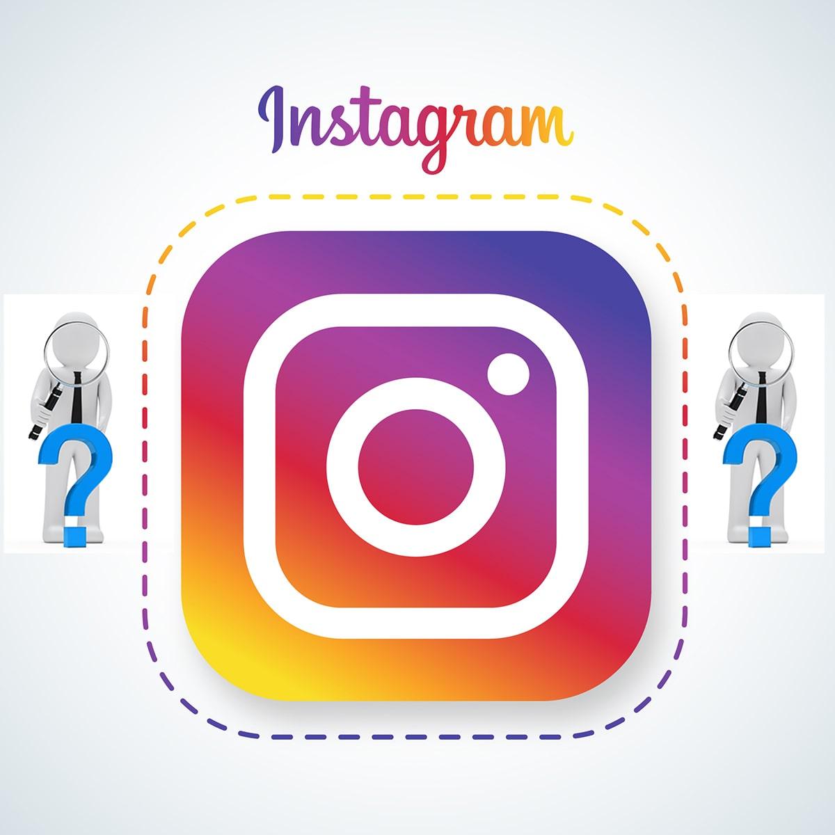 Instagram Hesabının Kime Ait Olduğunu Nasıl Bulunur?