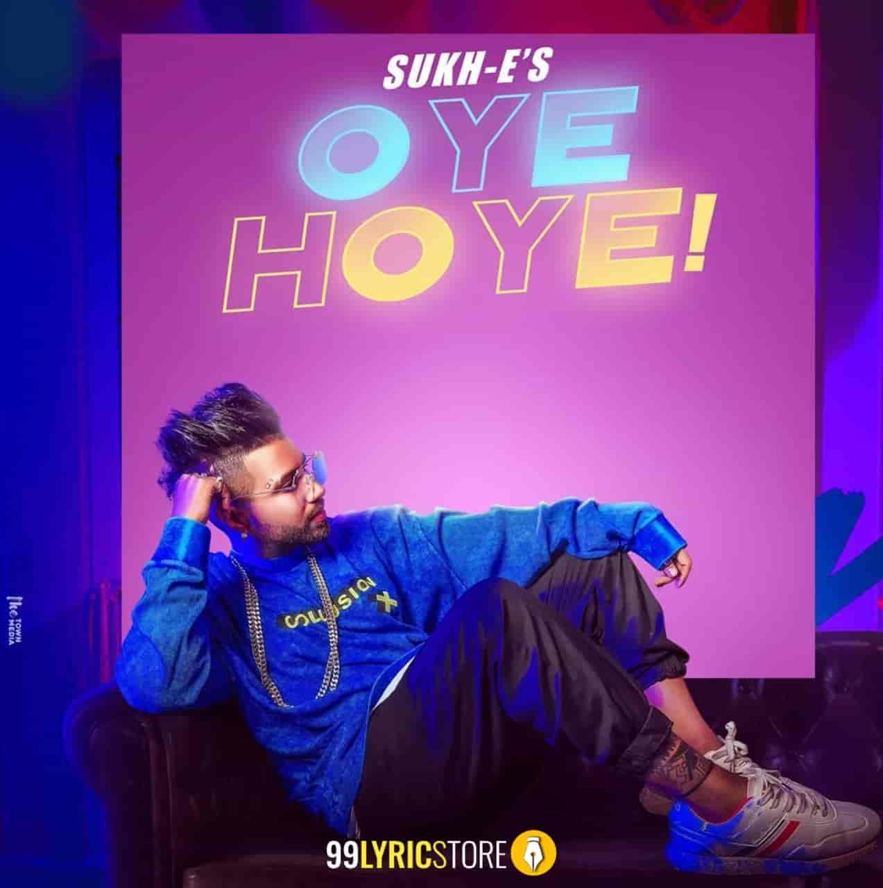 Oye Hoye Punjabi Song Image By Sukhe
