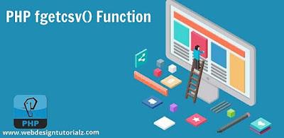 PHP fgetcsv() Function