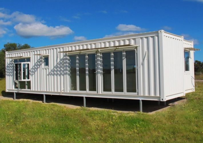 Shipping container homes for Container home designs australia