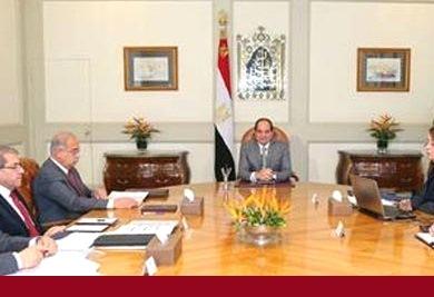 رئيس الجمهورية يوافق على زيادة جميع المعاشات التأمينات بداية من 1 / 7 / 2016 بنسبة 10 %