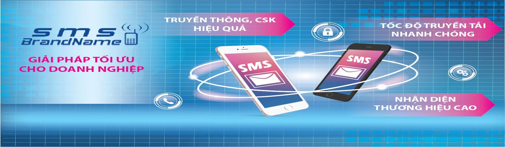 Giải pháp Tin nhắn thương hiệu - smsBrandname