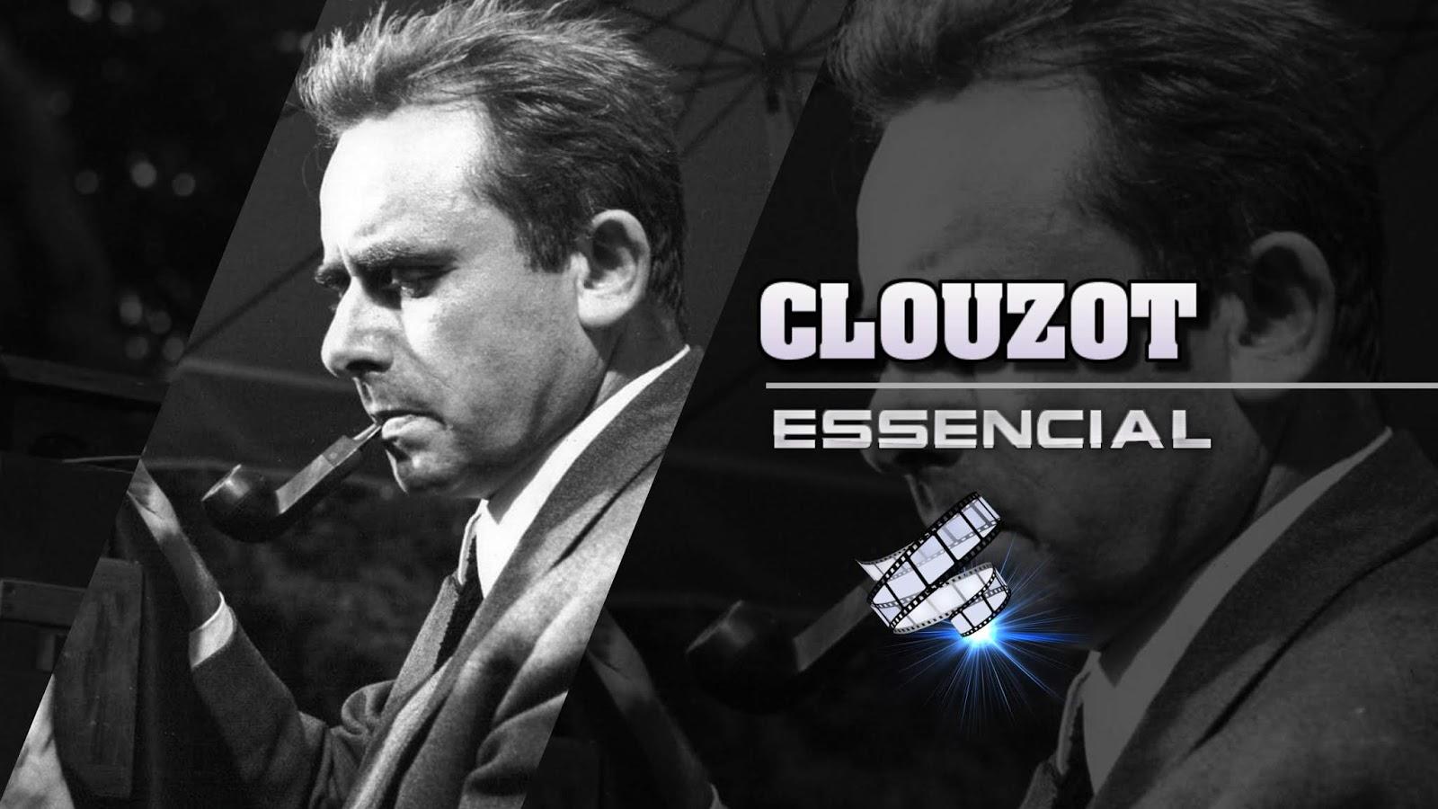 HENRI-GEORGES CLOUZOT - 10 FILMES ESSENCIAIS