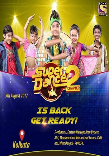 Super Dancer Chapter 2 17 March 2018 480p HDTV 250MB