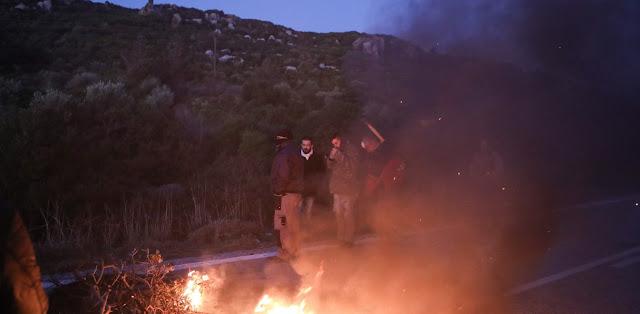 Λέσβος - Χίος: Σε κατάσταση πολιορκίας Καράβα και Αίπος