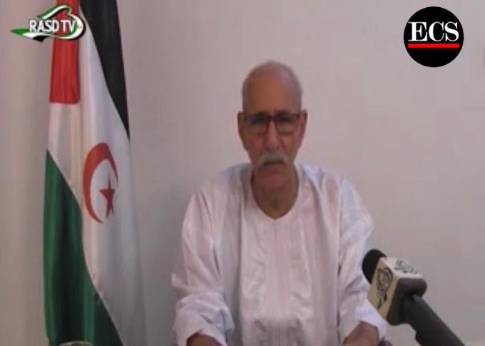 نص خطاب رئيس الجمهورية، الأمين العام للجبهة، إبراهيم غالي