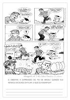 Atividades usando Histórias em Quadrinhos PDF Grátis