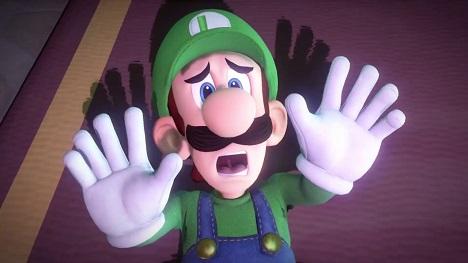 Luigi's Mansion 3 Luigi's Nightmare