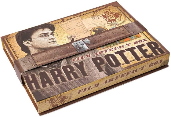 Discover what is included in the Harry Potter Artefact Box.