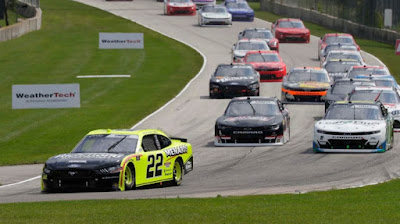 Keeping track of the Xfinity Playoff bubble.  #NASCAR