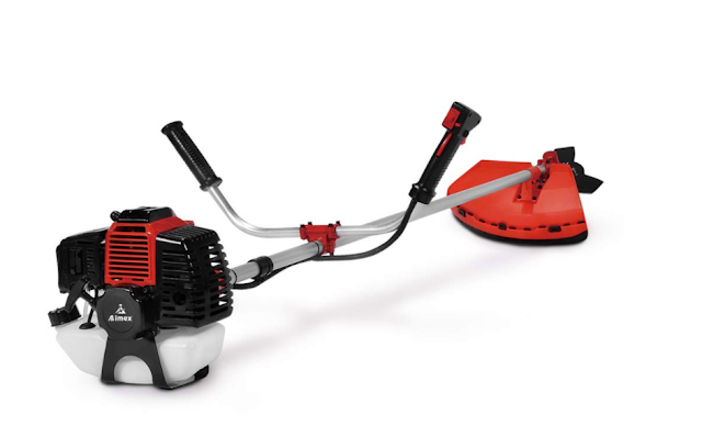 Aimex Heavy Duty Petrol Brush Cutter, Grass Cutter with 52Cc Displacement-1650W