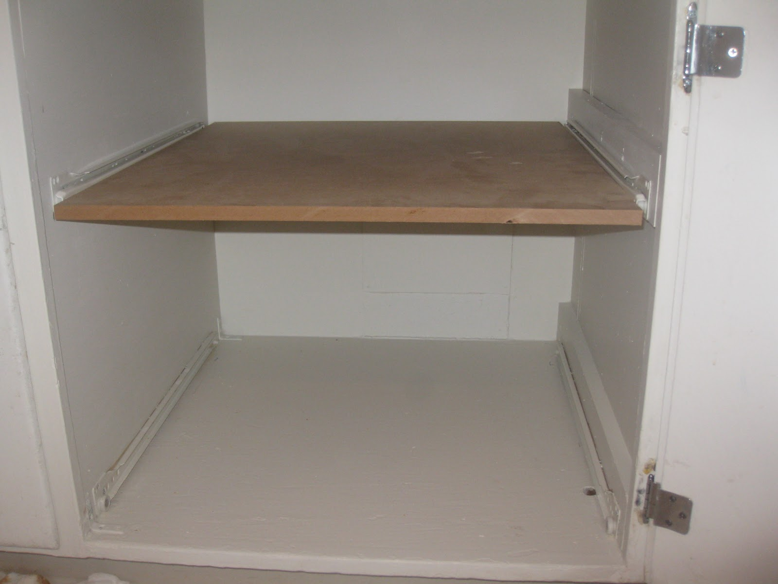 diy pull out cupboard drawers pull out kitchen cabinet DIY Pull Out Cupboard Drawers