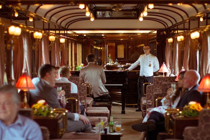 train venice orient express