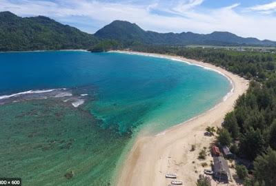 Pantai lampuk → NAD ( Nangroe Aceh Darusalam )