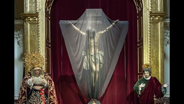 Así fue la Semana Santa de 2021 en la Hermandad de Los Estudiantes de Sevilla