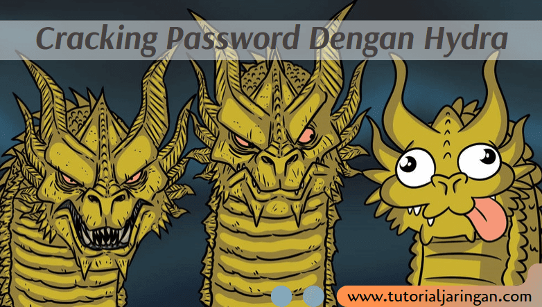 Tutorial Cara Cracking Password Router Dengan Hydra