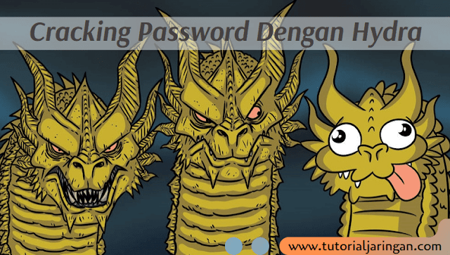 Tutorial Cara Cracking Password Router Dengan Hydra