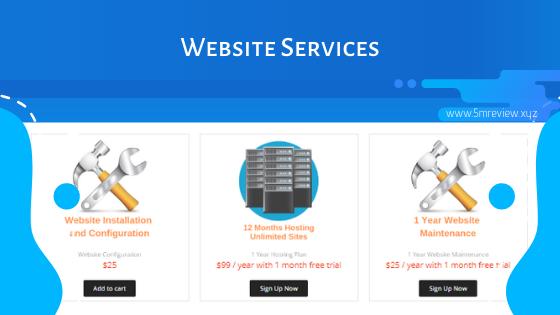 Niche Auto Profits Websites Services