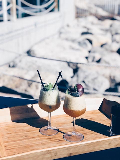 cala tintorera - La daurada beach club