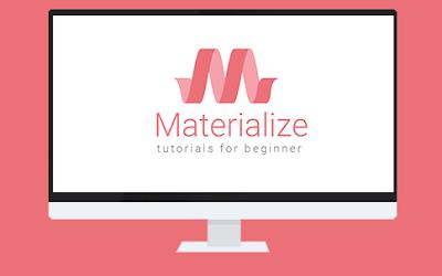 Pengertian Dan Cara Menggunakan Materialize