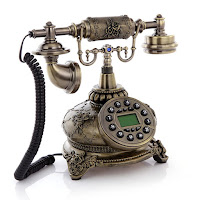 some have called from this old phone and are still eaiting to get through