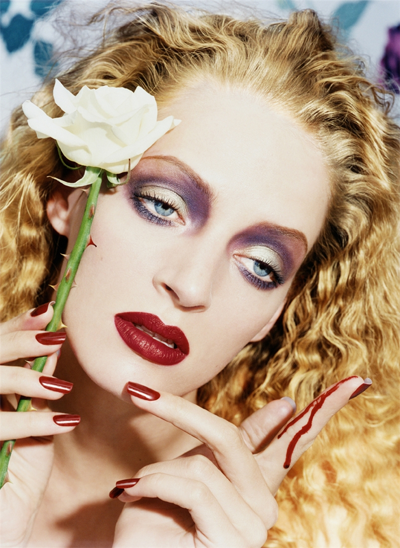 C'est Chic: David LaCh... Drew Barrymore Makeup