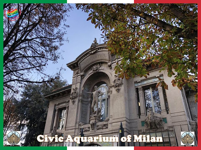 Most important tourist attractions in Milan, Italy