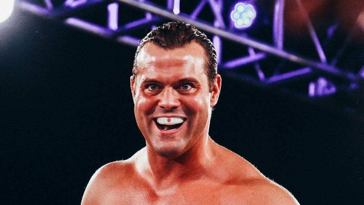 Davey Boy Smith Jr esteve em conversas com a WWE