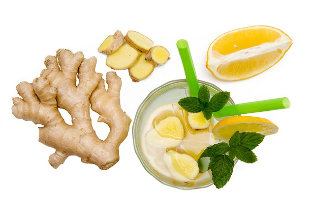 Lemon,ginger,salt,lemon and salt,lemon and ginger,lemon ginger water