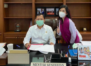 Menteri Kesehatan Terawan