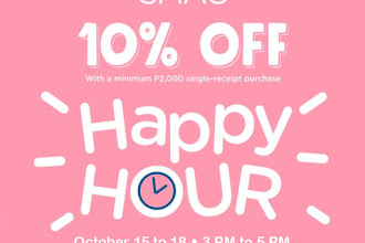 Happy Hour at The SM Store Rosales