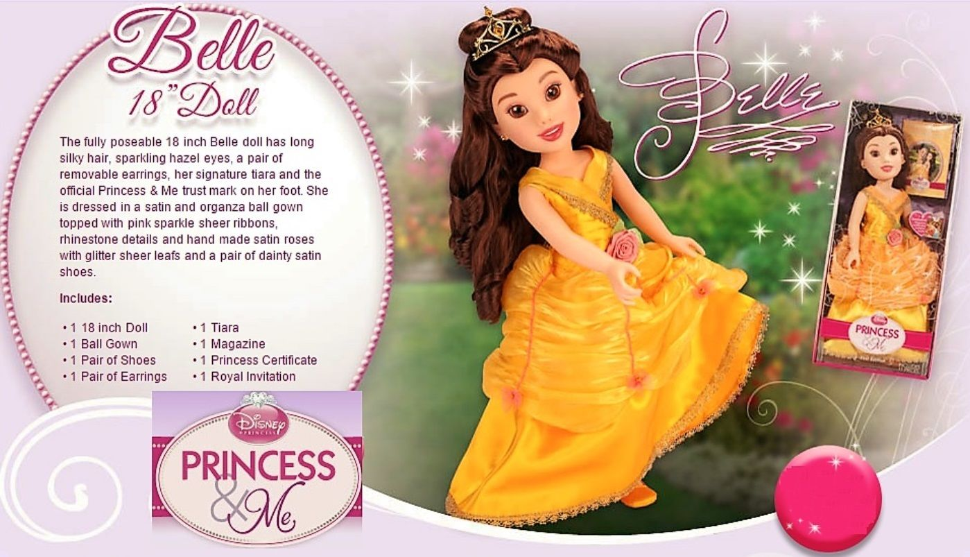 Living A Doll S Life Review Jakks Pacific 18 Quot Disney