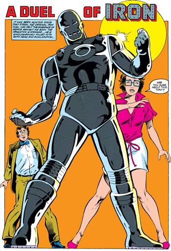 Tony Stark vuelve a ser Iron Man