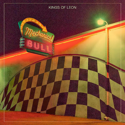 pochette album Kings of Leon Mechanical Bull