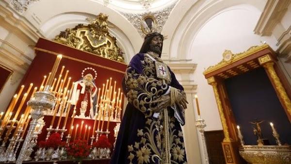Los hermanos del Rescatado de Córdoba aprueban la restauración del Señor
